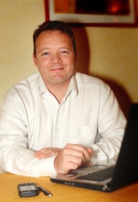 Stéphane Le Doaré, dirigeant de le DSI Concept