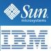 Logos Sun et IBM