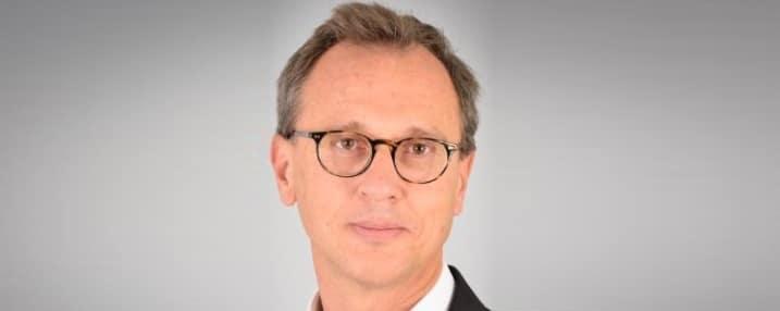 Laurent Caron, directeur des ventes PME et channel de Lenovo France