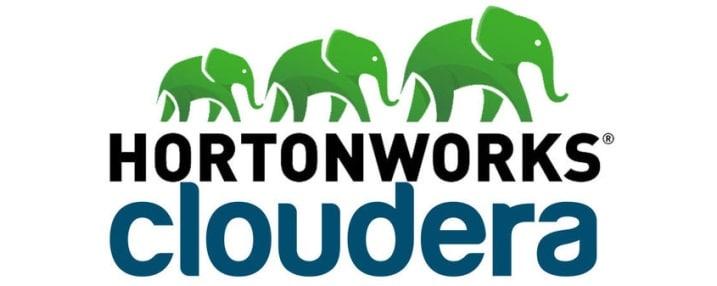 Cloudera et Hortonworks annoncent leur rapprochement
